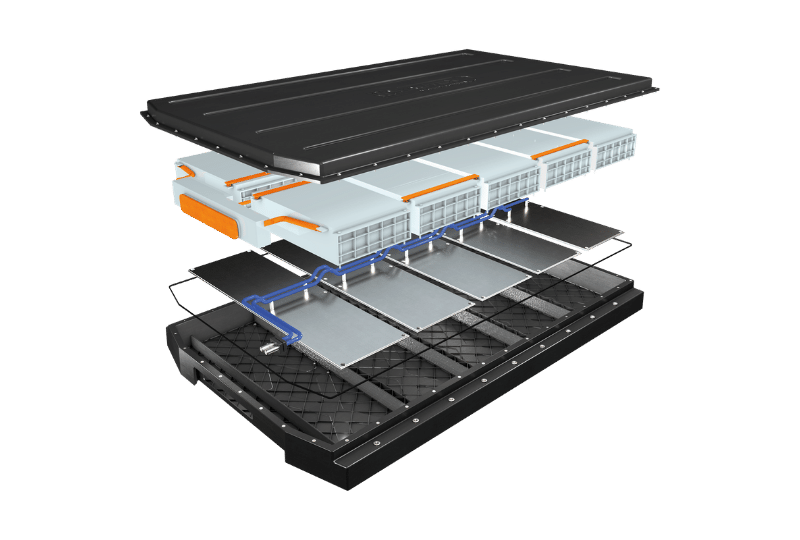 Composite battery system